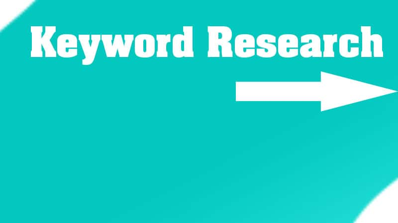 1. Keyword Research Document